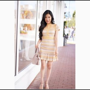 Molly Lace Sheath dress from Francesca's